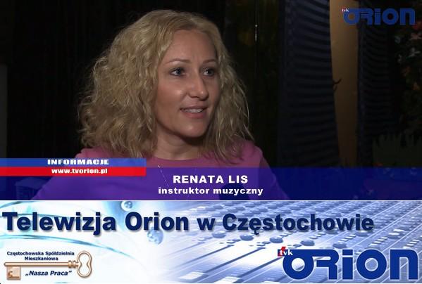 Relacja TV Orion z warsztatów Moc-art.II