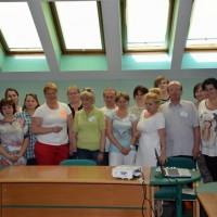 Zakończenie szkoleń teoretycznych dla Wolontariuszy