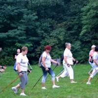 Pierwsze zajęcia Nordic Walking