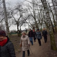 """""""Nordic Walking dla Seniorów"""" – pierwsze zajęcia"""