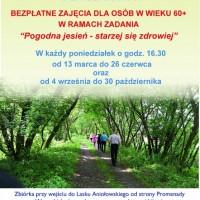 Nordic Walking dla Seniorów – startujemy !!!