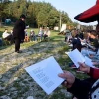 Spotkanie integracyjne we Mstowie